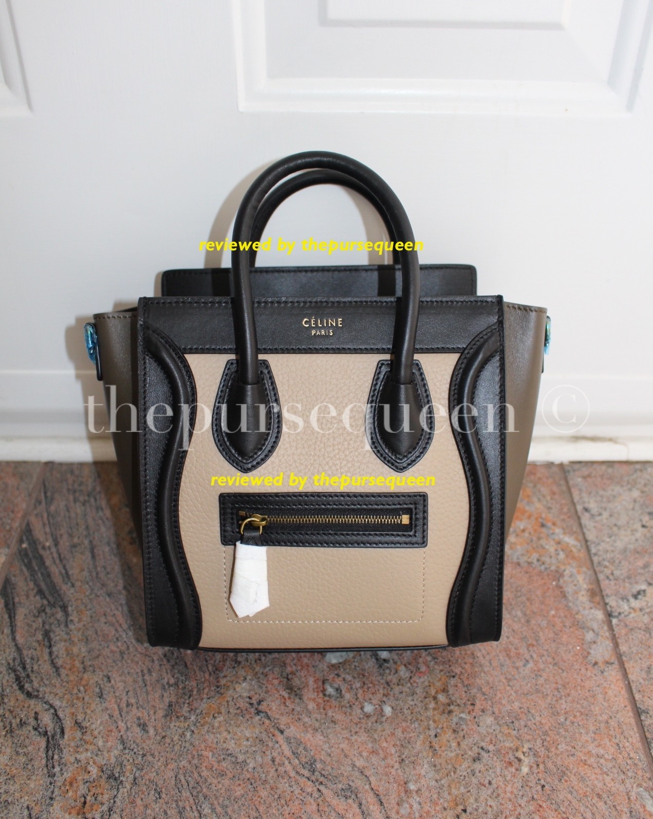 30cc0ab66039 Celine Nano Luggage Bag from counterluxury.cn Review  Comparison (in pics)!  - Authentic   Replica Handbag Reviews by The Purse Queen