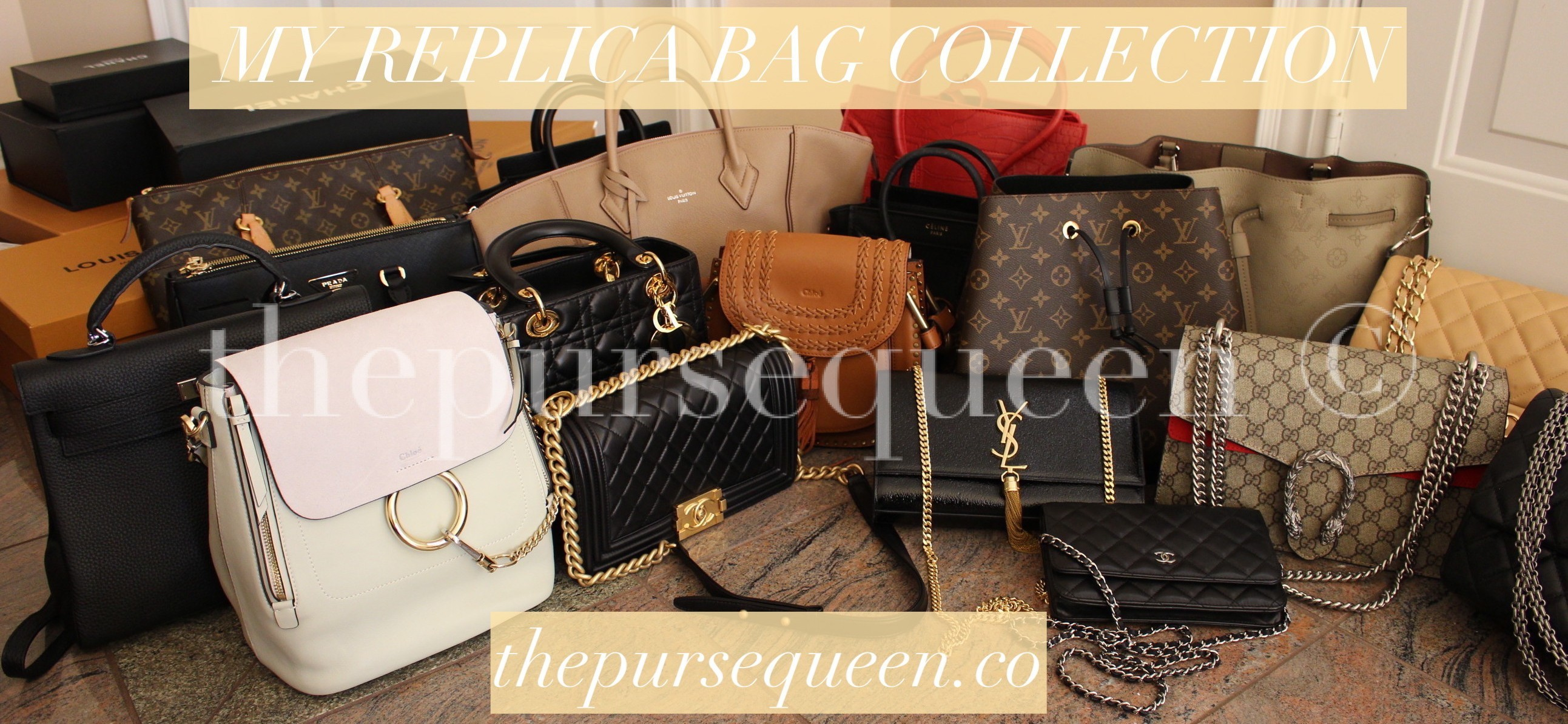 RECOMMENDED REPLICA SELLERS LIST - Authentic   Replica Handbag Reviews by  The Purse Queen  replicabag 9b1ca641c1
